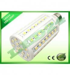 BEC ECONOMIC E27 84LED-URI 15W  SMD 5050 ALB CALD 3000k
