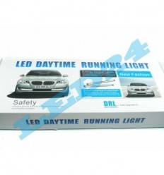 DRL cu 12 smd model lung 28cm