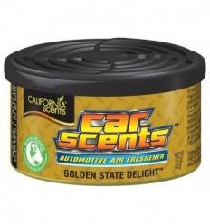 Odorizant auto California Scents - Golden State Delight - Aroma de Guma Turbo