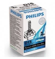 Bec Philips Xenon D1S Blue Vision Ultra 85415BVUC1
