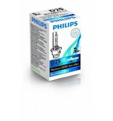 Bec Philips Xenon D2S Philips Blue Vision Ultra 85122BVUC1