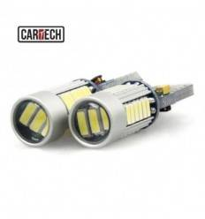 Bec led w5w cu 27 smd 4014 Can-Bus