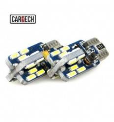 Bec led w5w 24 SMD 4014 Can-Bus