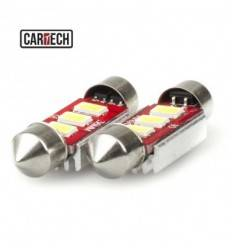 Bec led C5W 3 SMD 5630 Can-Bus 36 mm