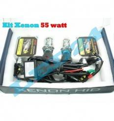 KIT BI-XENON H4 55W 6000k TEHNOLOGIE GERMANA