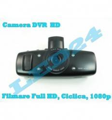 CAMERA DVR AUTO FULL HD 1080P, CU NIGHT VISION, SENZOR MISCARE