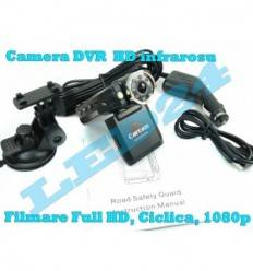 CAMERA DVR AUTO FULL HD 1080P, CU NIGHT VISION, SENZOR MISCARE, MODEL K5000