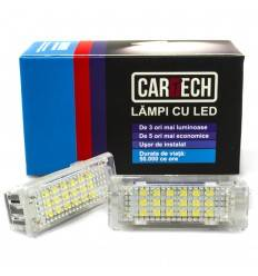 Lampi interior dedicate cu led Mercedes Benz W166
