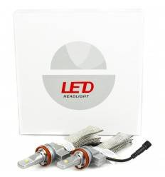 Kit cu led CREE Chip XM-L2  6S H7
