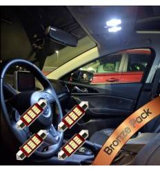 Pachet Led Interior Mazda 3 BL - Bronze