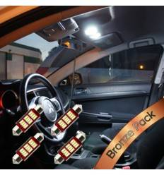 Pachet Led Interior Mitsubishi Lancer X - Bronze