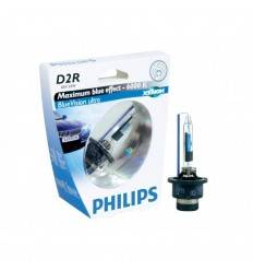 Bec Xenon D2R Philips Blue Vision Ultra