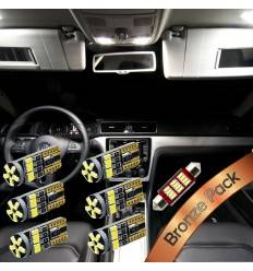 Pachet Led Interior VW Passat B7 Variant - Bronze