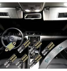 Pachet Led Interior VW Passat B7 - Silver