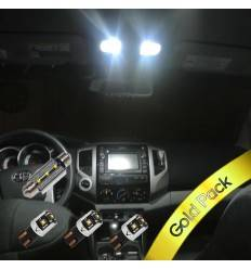 Pachet Led Interior Toyota Corolla - Gold