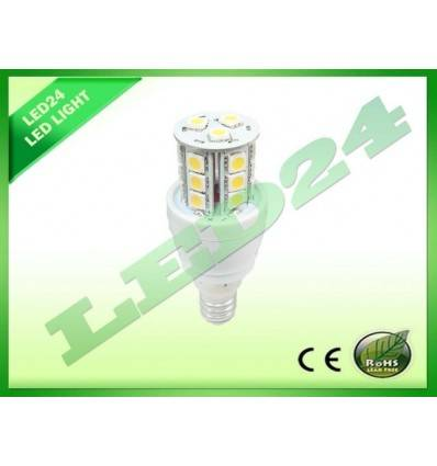 BEC ECONOMIC E14 21 LED-URI SMD 3.5W ALB CALD