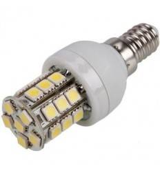 BEC ECONOMIC E14 27 LED-URI SMD 5050, 4.5W, ALB CALD 3000K