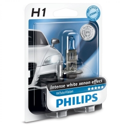 Bec H1 White Vision Philips 12258WHVB1