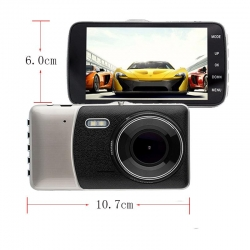 Camera auto DVR 4inch Full HD