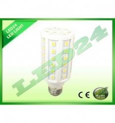 BEC ECONOMIC E27 10W 60 LED-URI SMD 5050 ALB CALD 3000k