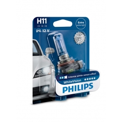 Bec H11 White Vision Philips 12362WHVB1