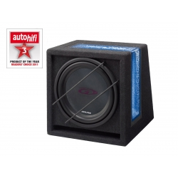 Subwoofer Bass Reflex Ready to use SBG-844BR Alpine