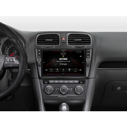 "Sistem Mobil Media 9"" i902D-G6 Alpine – VW Golf"